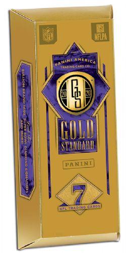 2020 FOOTBALL -  PANINI GOLD STANDARD (P7/B1)