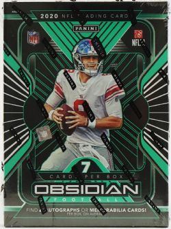 2020 FOOTBALL -  PANINI OBSIDIAN