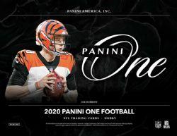 2020 FOOTBALL -  PANINI ONE
