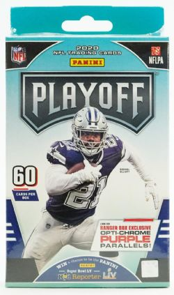2020 FOOTBALL -  PANINI PLAYOFF - HANGER BOX