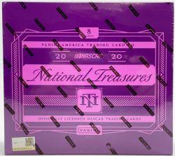 2020 NASCAR -  NATIONAL TREASURES (P8)