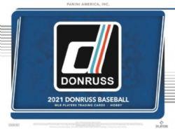 2021 BASEBALL -  PANINI DONRUSS - HOBBY (P8/B24)