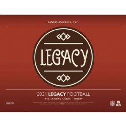 2021 FOOTBALL -  PANINI LEGACY (P8/B16)