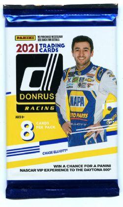 2021 NASCAR -  PANINI DONRUSS RACING (P8/B24)