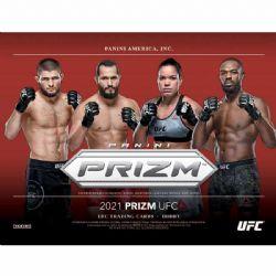 2021 UFC -  PANINI PRIZM (P12/B12/C12)