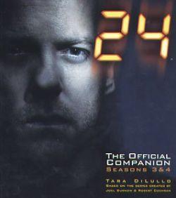 24 HEURES CHRONO -  USAGÉ - THE OFFICIAL COMPANION SEASONS 3 & 4 (ANGLAIS)