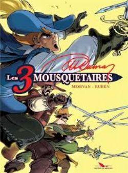 3 MOUSQUETAIRES, LES -  INTÉGRALE (ÉDITION DE LUXE NOIR & BLANC)