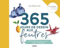 365 JOURS DESSIN AUX FEUTRES