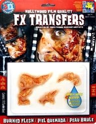 3D FX TRANSFERS -  PEAU BRULEE