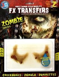 3D FX TRANSFERS -  POMMETTES