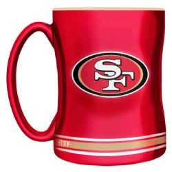 49ERS DE SAN FRANCISCO -  TASSE RELIEF