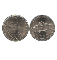 5 CENTS -  5 CENTS 2012