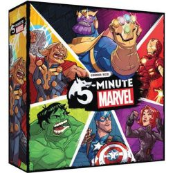 5-MINUTE -  MARVEL (ANGLAIS)