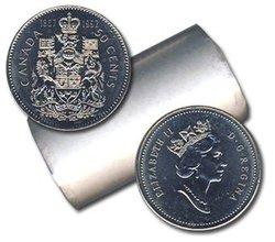 50 CENTS -  ROULEAU ORIGINAL DE 50 CENTS 1992 -  PIÈCES DU CANADA 1992