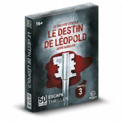 50 CLUES -  LE DESTIN DE LEOPOLD (FRANÇAIS) 3