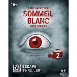 50 CLUES -  SOMMEIL BLANC (FRANÇAIS) 2