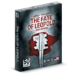 50 CLUES -  THE FATE OF LEOPOLD (ANGLAIS) 3