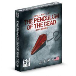 50 CLUES -  THE PENDULUM OF THE DEAD (ANGLAIS) 1