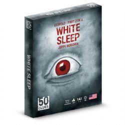 50 CLUES -  WHITE SLEEP (ANGLAIS) 2