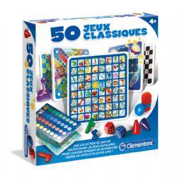 50 JEUX CLASSIQUES (FRANÇAIS)