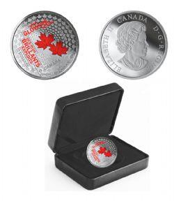 50E ANNIVERSAIRE DE LA LOI SUR LES LANGUES OFFICIELLES -  PIÈCES DU CANADA 2019