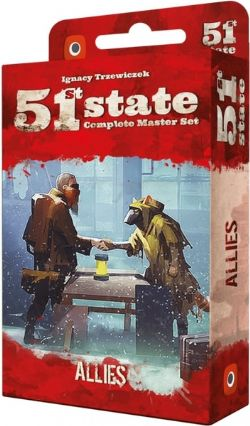 51ST STATE : MASTER SET -  ALLIES (ANGLAIS)