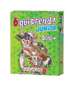 6 QUI PREND! -  JUNIOR (FRANÇAIS)