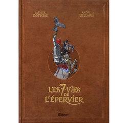 7 VIES DE L'EPERVIER, LES -  INTÉGRALE (ÉDITION DE LUXE NOIR & BLANC)