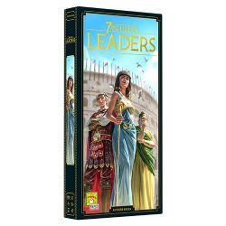 7 WONDERS -  LEADERS - NOUVELLE ÉDITION (FRANÇAIS)
