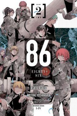86 (EIGHTY-SIX) -  (V.A.) 02