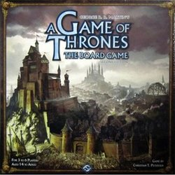A GAME OF THRONES : THE BOARD GAME -  JEU DE BASE (ANGLAIS)