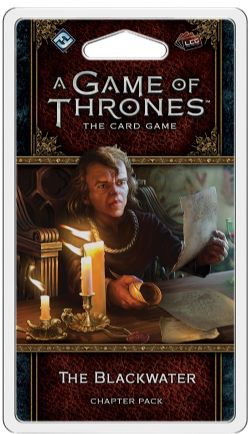 A GAME OF THRONES : THE CARD GAME -  THE BLACKWATER (ANGLAIS)