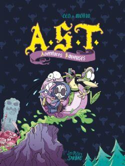 A.S.T. -  AVENTURES BAVEUSES -  INTÉGRALE 02