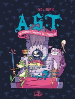 A.S.T. -  L'APPRENTI SEIGNEUR DES TENEBRES -  INTÉGRALE 01