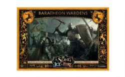 A SONG OF ICE AND FIRE -  BARATHEON WARDENS (ANGLAIS)