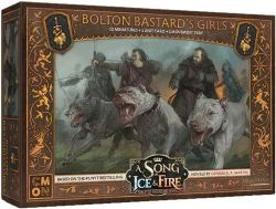 A SONG OF ICE AND FIRE -  BOLTON BASTARD'S GIRLS (ANGLAIS)