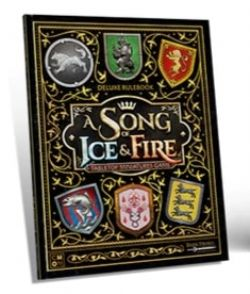 A SONG OF ICE AND FIRE -  DELUXE RULEBOOK (ANGLAIS) -  KICKSTARTER EXCLUSIVE