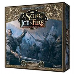 A SONG OF ICE AND FIRE -  FREE FOLK - STARTER SET (ANGLAIS)