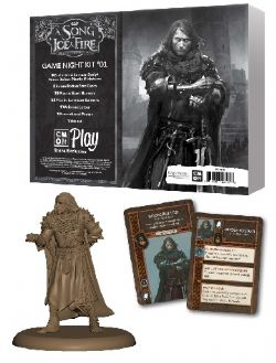 A SONG OF ICE AND FIRE -  GAME NIGHT KIT 1 (ANGLAIS)