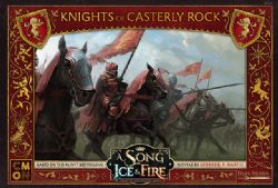A SONG OF ICE AND FIRE -  KNIGHTS OF CASTERLY ROCK (ANGLAIS)
