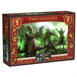 A SONG OF ICE AND FIRE -  PYROMANCERS (ANGLAIS)