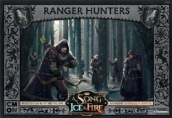 A SONG OF ICE AND FIRE -  RANGER HUNTERS (ANGLAIS)
