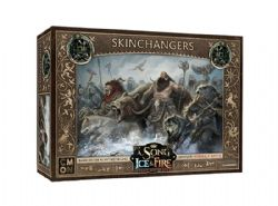 A SONG OF ICE AND FIRE -  SKINCHANGERS (ANGLAIS)