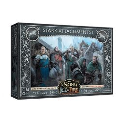 A SONG OF ICE AND FIRE -  STARK ATTACHMENTS 1 (ANGLAIS)