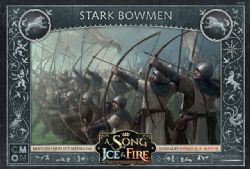 A SONG OF ICE AND FIRE -  STARK BOWMEN (ANGLAIS)