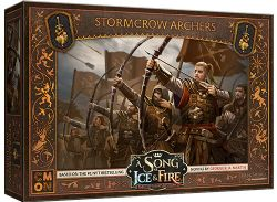 A SONG OF ICE AND FIRE -  STORMCROW ARCHERS (ANGLAIS)