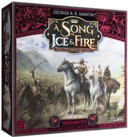 A SONG OF ICE AND FIRE -  TARGARYEN - STARTER SET (ANGLAIS)
