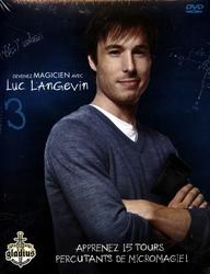 ACCESSOIRES DE MAGIE -  DEVENEZ MAGICIEN AVEC LUC LANGEVIN #3