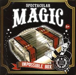 ACCESSOIRES DE MAGIE -  MAGIE SPECTACULAIRE - BOITE MYSTERIEUSE