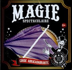 ACCESSOIRES DE MAGIE -  MAGIE SPECTACULAIRE - CORDE ABRACADABRANTE
